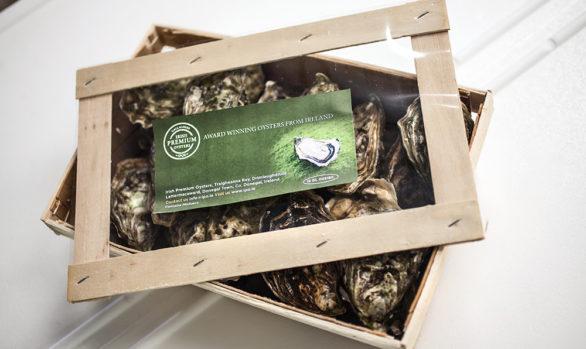 Irish Premium Oysters